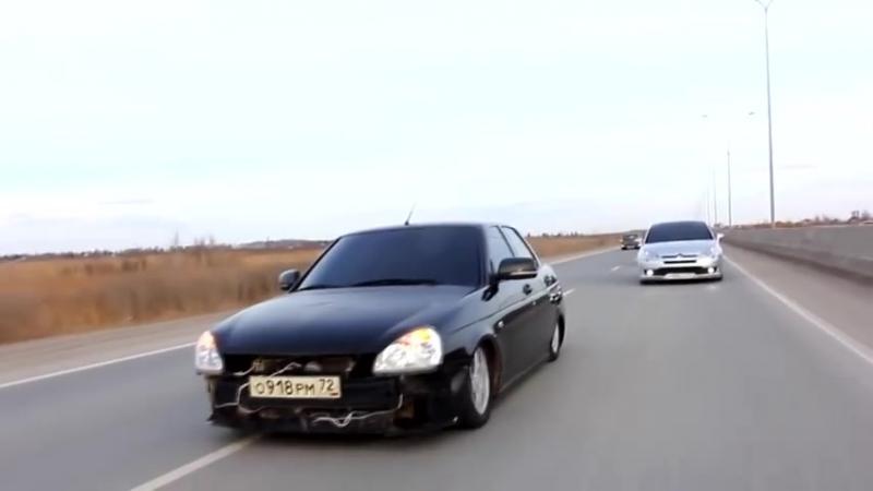 BLATATA |||ЯрмаК ft. Tumanov - БПАN/ БПАН (VAZ 2110 PRIORA) |||