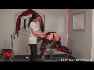Herrin - locked up and punished