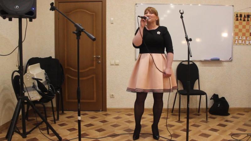 Марина Иванютина.