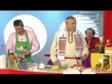 Чувашская национальная кухня. Молочный рыбный суп