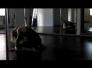 Poleography, хореография у пилона, связка с урока. Tanya Feel