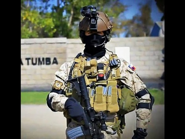 Chilean Special Forces | Fuerzas Especiales Chilenas