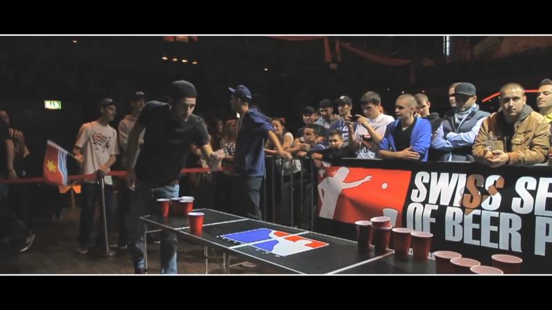 Swiss Series Of Beer Pong III - Final Match