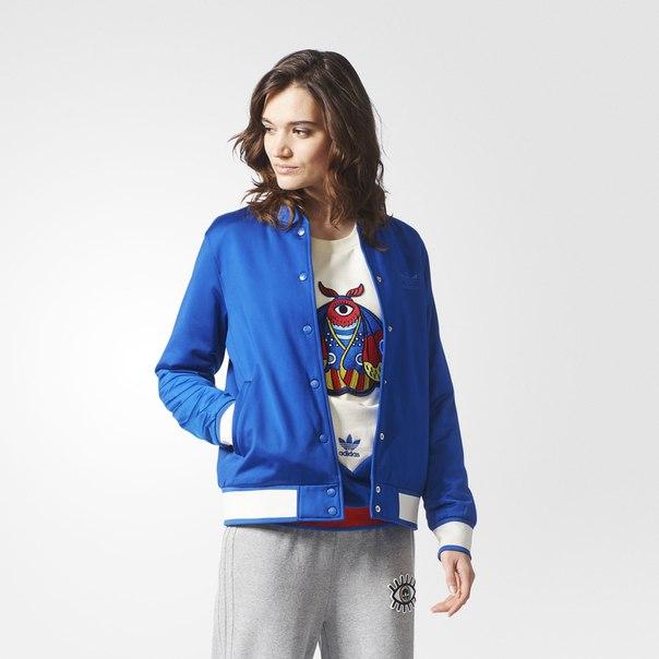 Куртка-бомбер Embellished Arts