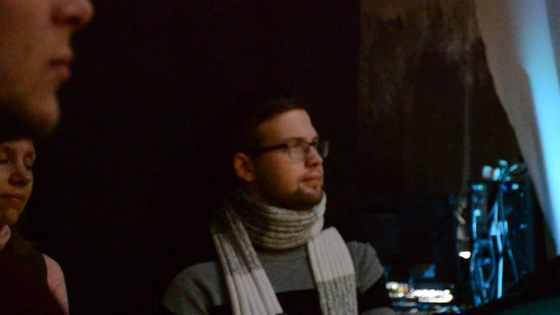 ПриЛичные истории в Томском областном краеведческом музее_16.02.2018_Исполнение Андрея и Юлии Ефремовых