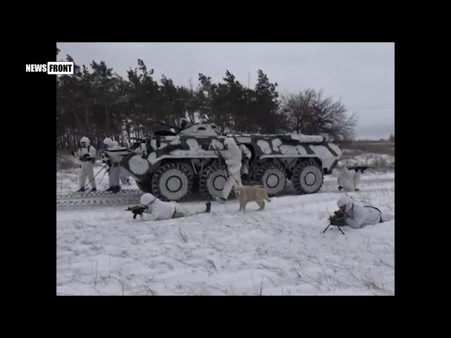 Военно-инженерные подразделения НМ ЛНР отмечают свой День. Служу Республике!