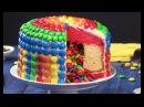 Торт-Пиньята С Сюрпризом Простой Рецепт Самого Праздничного Десерта