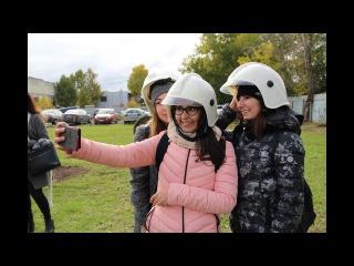 будущие специалисты по безопасности в ЧС познакомились с работой татарстанских спасателей