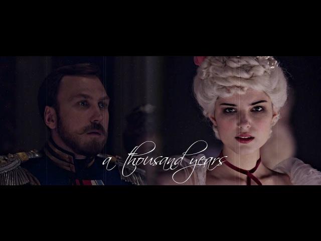 Матильда Николай II и Матильда Кшесинская A thousand years смотреть онлайн без регистрации