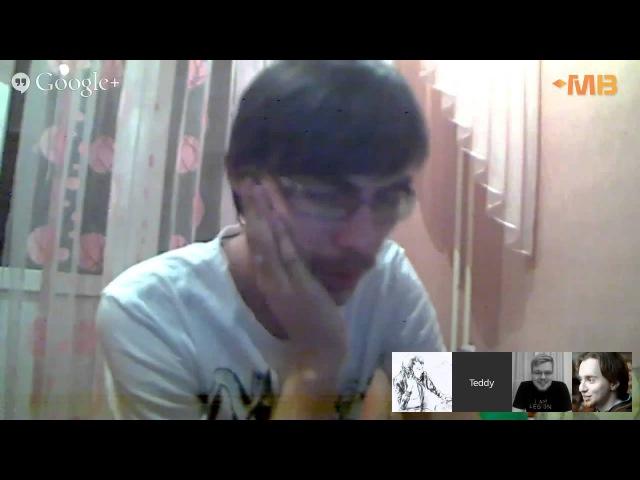 Receptor, DJ Bes, Garud, Digital Twist на Muzbiznes (Часть 2)