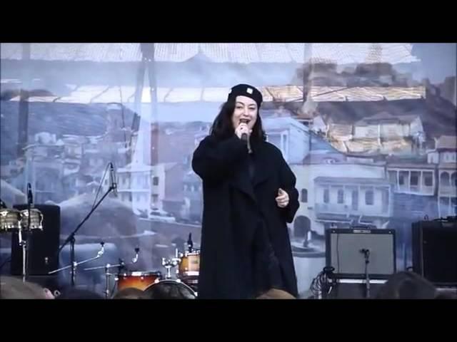 Тамара Гвердцители - Грузинская свадьба / Любовь окрыляет / Сакартвело, Тбилисоб ...