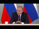 Путин о прививках (на встрече с работниками сферы здравоохранения)