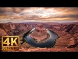 Grand Canyon. Episode 2 - 4K Nature Documentary Film with Soothing MusicNo Narration