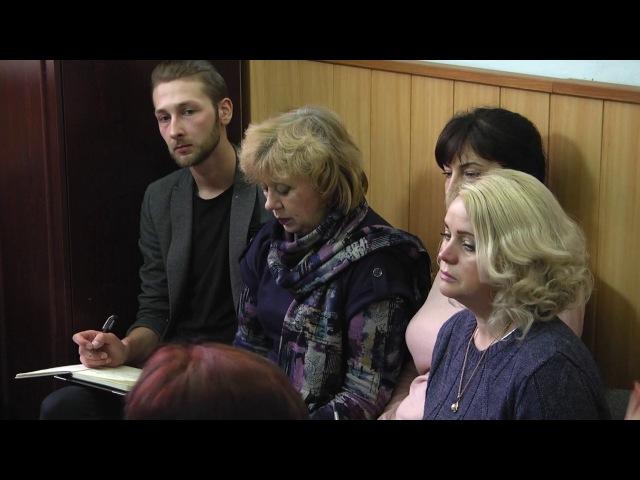 Засідання організаційного комітету щодо підготовки до місячника добрих справ