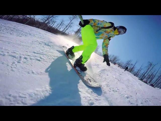 Snowboard | Funcarve | Saratov 11032018