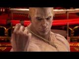 Геймплейный трейлер Гиза Ховарда - нового персонажа для Tekken 7