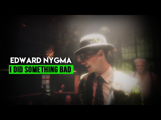 ❖ Edward Nygma | it just felt so good (4x10)