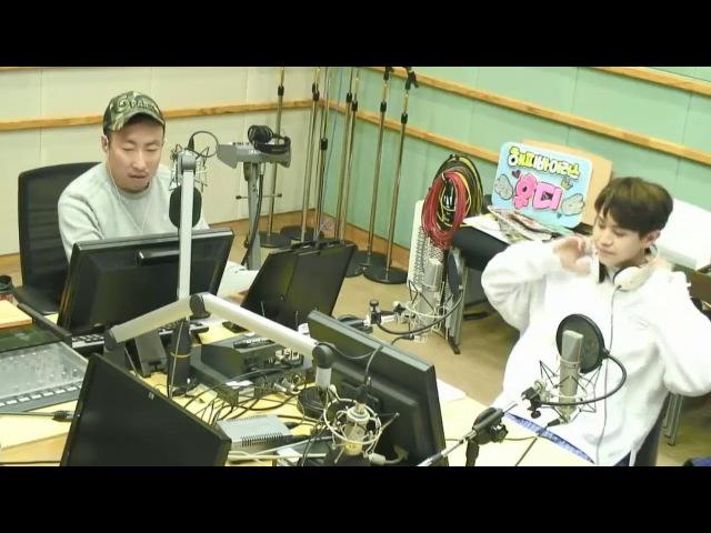 180219 박명수의 라디오쇼 (양요섭_YangYoSeop RADIO)