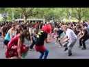 Flashmob Melbourne Djembe 2014