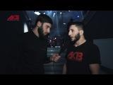 Post-fight interview: Magomed Ginazov