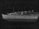 1938 Schiff 754 (Bau und Stapellauf Wilhelm Gustloff)