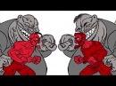 Очередной шедевр Попугая Абрама «Хватит, братцы, воевать!»