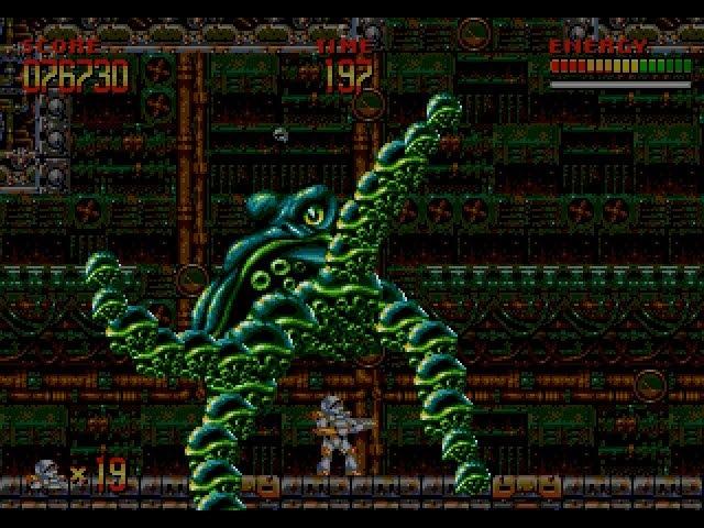 Mega Drive Longplay [107] Mega Turrican (a)