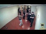 One Angry Inmate vs A Dozen Cook County Officers Active Self Protection