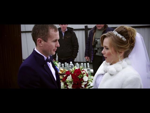 Весільний кліп Богдана та Марії