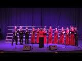 Ансамбль Canticum Festum 9 декабря 2017 года в Рыбинске