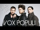 30 Seconds To Mars - Vox Populi (Lyrics Video) (HD)