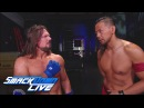AJ Styles thanks Shinsuke Nakamura: SmackDown LIVE, March 13, 2018