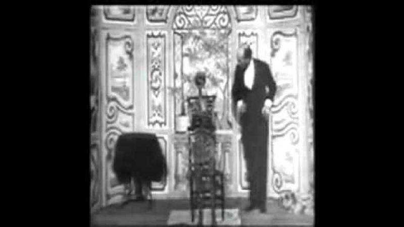 Escamotage d'une dame au théâtre Robert Houdin 1896 Georges Méliès