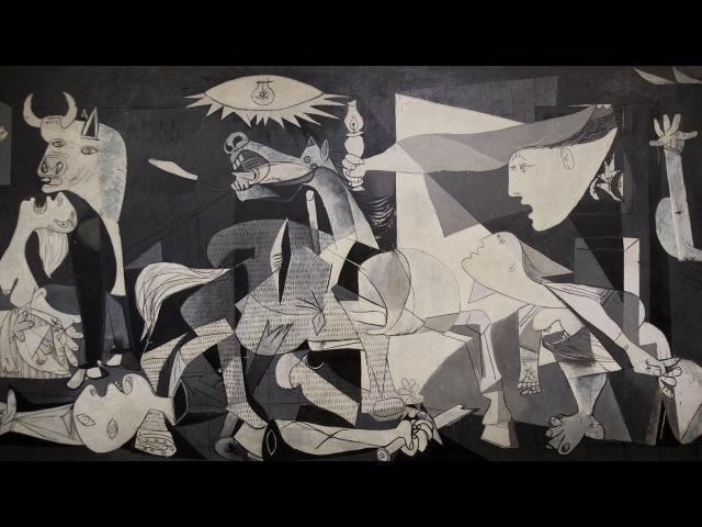 Дневник одного Гения. Пабло Пикассо. Часть VI. Diary of a Genius. Pablo Picasso. Part VI.