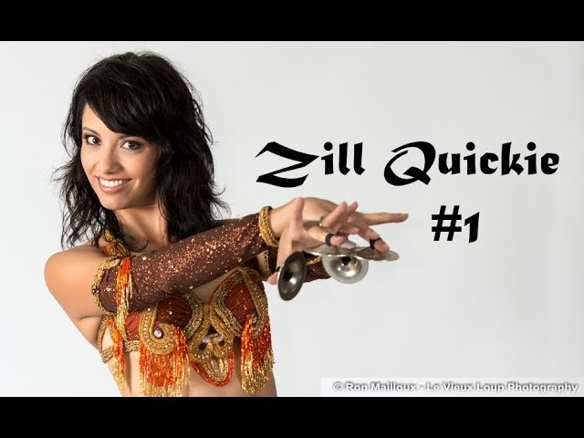 Belly Dance Lessons - Zill Quickie 1