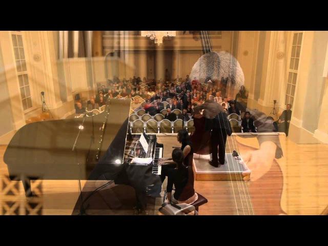 Schumann: Langsam op.102 | Božo Paradžik (db) Maria Sofianska (pno)