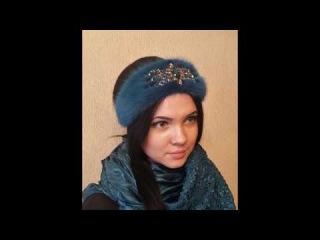 Самые модные женские меховые шапки и повязки . С каким головным убором носить шубу .