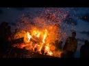 EXTREMELY POWERFUL!! FIRE MEDITATION for Balancing Solar Plexus Chakra ( MANIPURA )