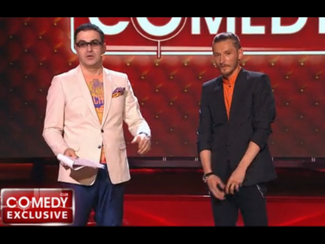 Comedy Club. Exclusive • 1 сезон • Comedy Club Exclusive, 72 выпуск