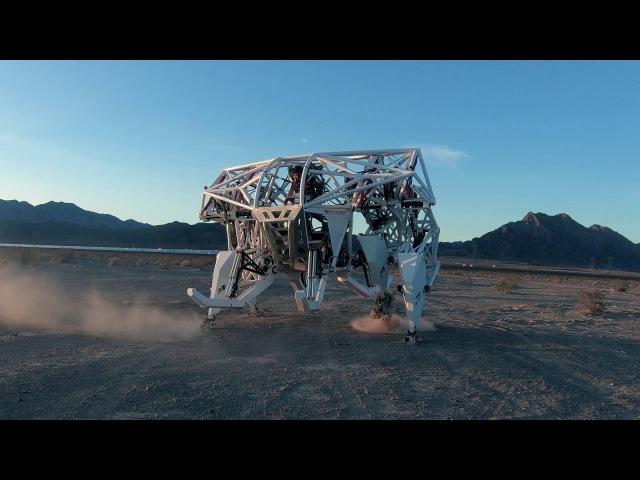 Робот-экзоскелет Prosthesis