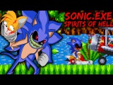 SONIC.EXE SPIRITS OF HELL DEMO - TAILS LEVEL (BAD CHOICE ENDING)