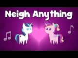 Neigh Anything (feat. Melody Note) - FritzyBeat hugs Sim Gretina