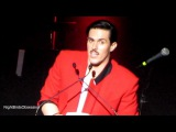 ADAM LAMBERT Presented with We Are Family Foundation UNITY AWARD by Sam Sparro HD 1.31.2013