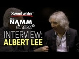 Albert Lee Interview at Winter NAMM 2018