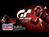 Новый геймплей Gran Turismo Sport с TGS 2017 на трассе Судзука