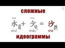 Китайские иероглифы сложные идеограммы Лекция 2 1