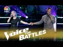 The Voice 2018 Battle - D.R. King vs. Jackie Foster: Sign of the Times