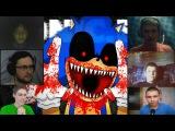 Реакция летсплейщиков №2 на Sonic.exe