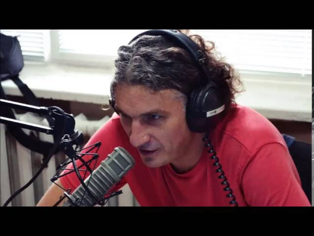 Кузьма Скрябін на Радіо РЕКОРД FM