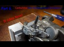 Part 6. DIY Internal Combustion Engine Made from Old Compressor - Carburetor from Pencil Heatsink?
